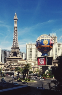 Paris x Vegas