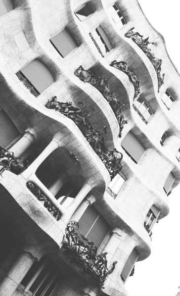 Another one of Gaudi's gems.