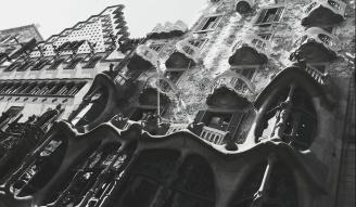 Gaudi Museum on Passeig de Gràcia