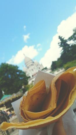 Food Tour FT Crepes & Montmarte