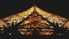 Nighttime @ the Eiffel Tour