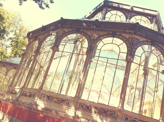 Retiro Park // Madrid, Spain