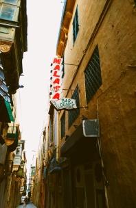 Strait Street, Valletta