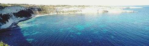Coast in Malta
