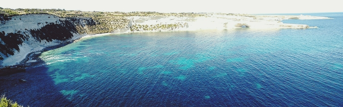 Coast in Malta