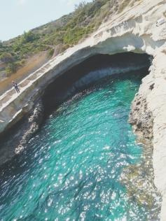 St Peter's Pools, Malta