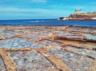 Salt Pans, Gozo