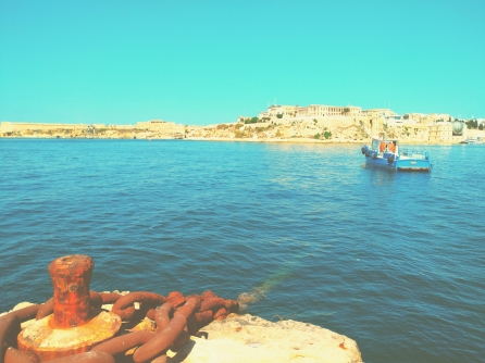 Waterfront view, Malta
