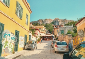 Street Views, Athens