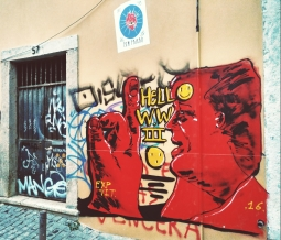 Street Art in Lisboa