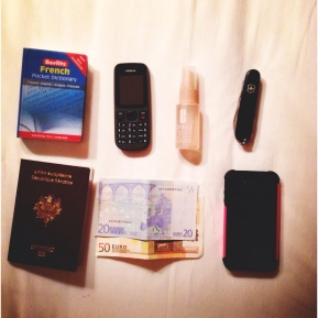 Travel Necessities