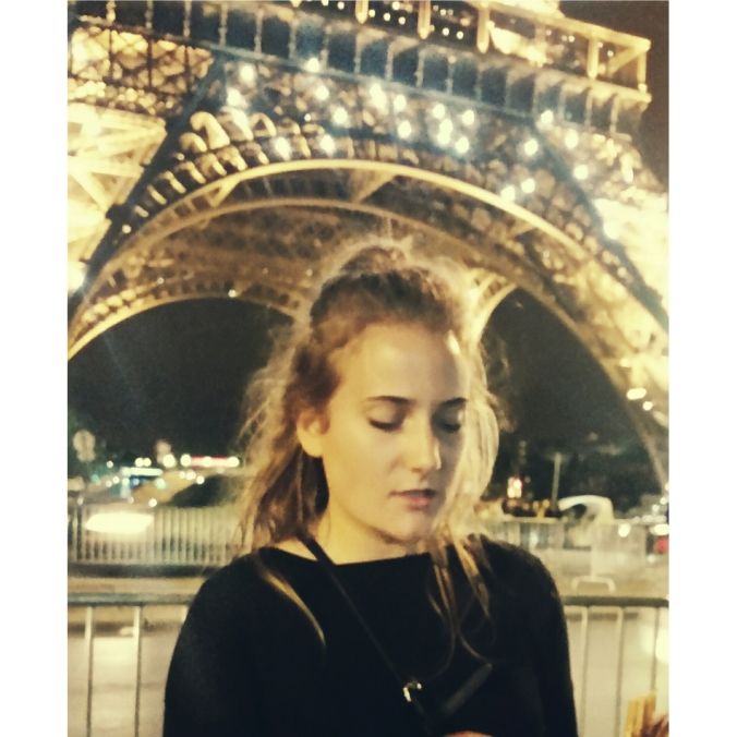 Candids in Paris