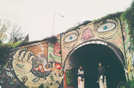 Il Muro, Rome