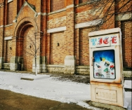 Street Art in Toronto, ON.