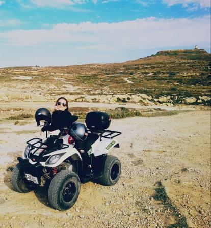 Exploring Gozo