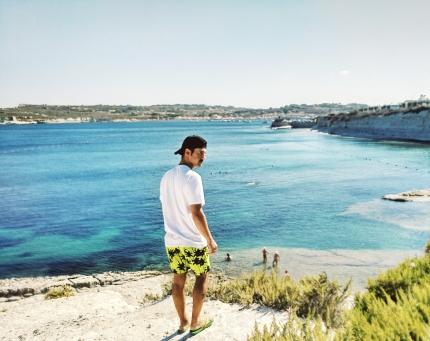 Views in Marsaskala (Malta)