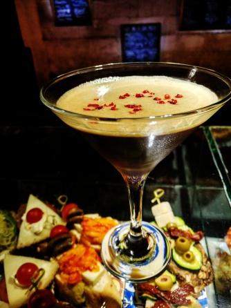 Espresso Martini @ Yard 32