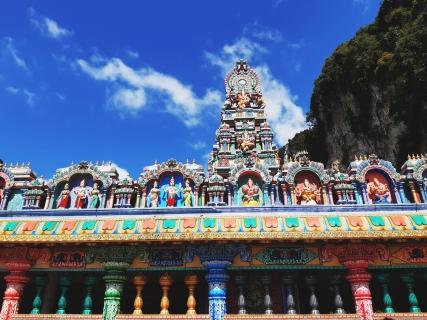 Temple at Batu Caves