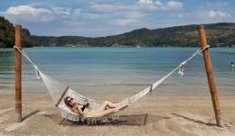 Relaxing in Phi Phi Don