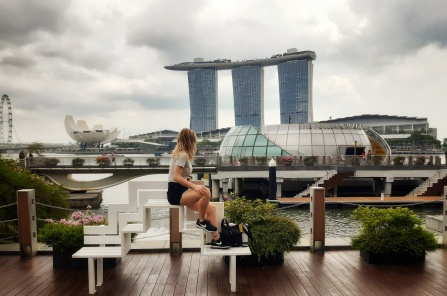 One of Singapore's most iconic buildings