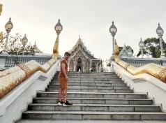 Temple in Krabi, Thailand